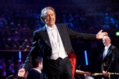 Eric Idle performs in Not The Messiah. Photo provided by Michelle Tabnick Communications